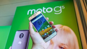 Moto G5 and G5 Plus hands-on