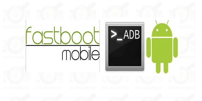 adb fastboot دستورات