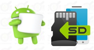 how to use sd card as internal storage on android 6
