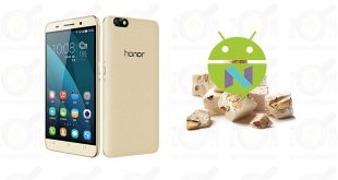 custom rom android nougat for huawei honor 4x