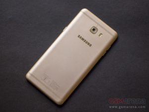 Samsung Galaxy C9 Pro Design