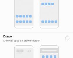 Huawei P10 User Interface