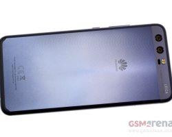 Huawei P10 in Dazzling Blue