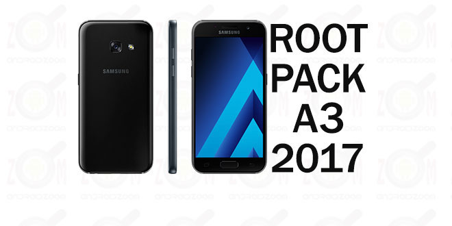 install twrp Recovery and Root Galaxy A3 2017