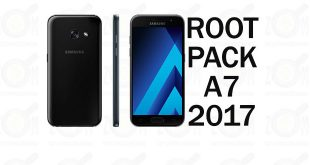 install twrp Recovery and Root Galaxy A7 2017