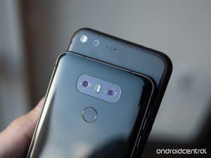 LG G6 vs. Pixel XL camera Comparison