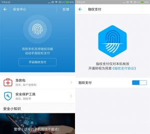 Fingerprint Payment