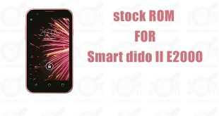 Smart dido II E2000 Dual SIM Mobile Phone