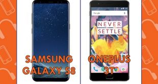Galaxy S8 VS OnePlus 3T