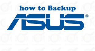 how to backup Asus android devices