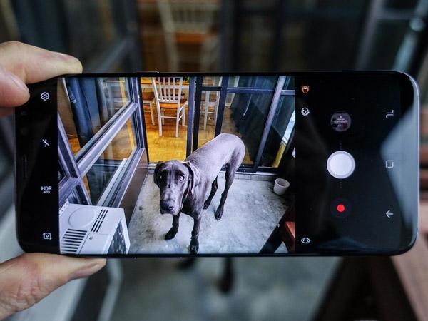 galaxy s8 new camera app
