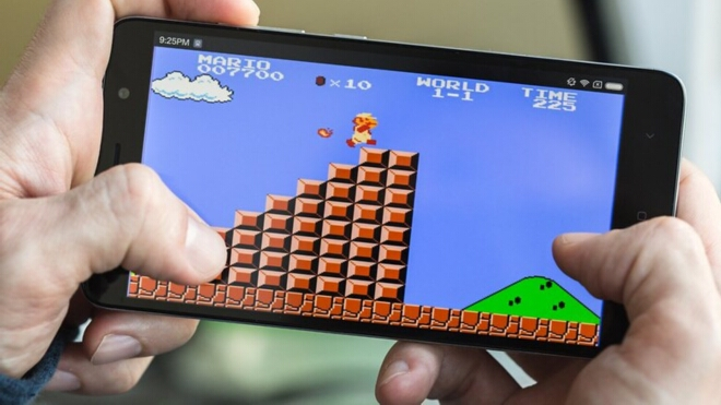 بهترین شبیه ساز NES: اپلیکیشن NES.emu