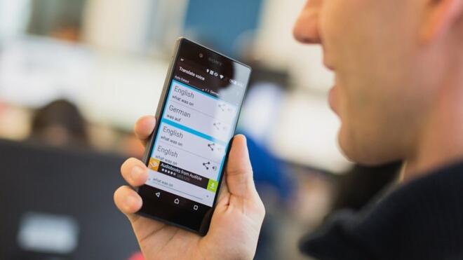 بهترین اپلیکیشن برای ترجمه با استفاده از صدا: Translate voice