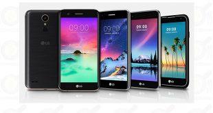 LG K10 2017 firmware