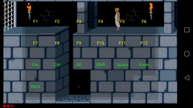 بهترین شبیه ساز DOS برای اندروید: Magic Dosbox Free