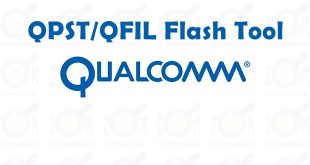 QPST/QFIL Flash Tool
