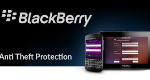 blackberry id protection