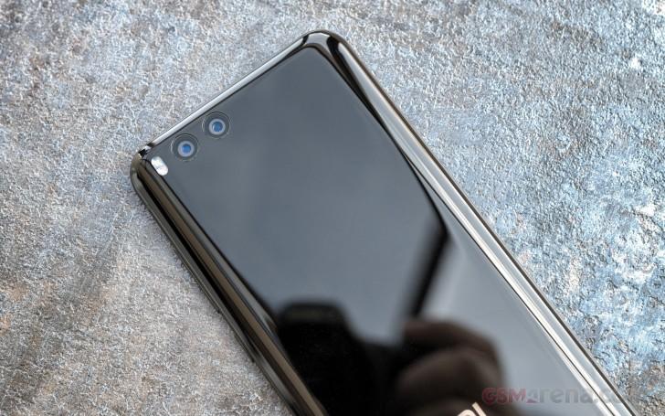 Xiaomi Mi 6 Design
