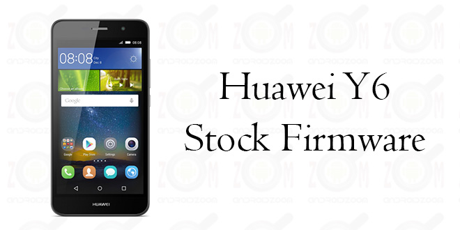 y6 stock firmware