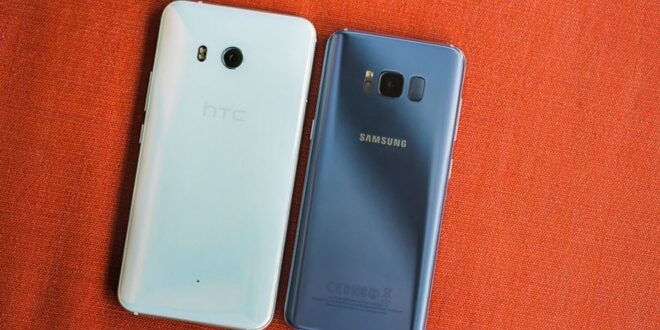 HTC U11 vs Galaxy S8