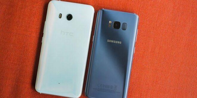 HTC U11 vs Galaxy S8