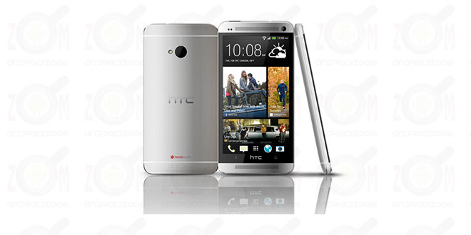 HTC One M7 Firmwares