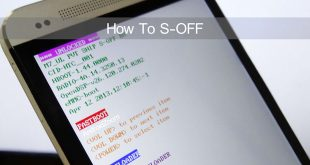 How To S-OFF