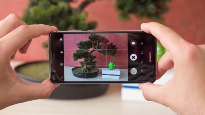 Huawei P10 Lite Camera