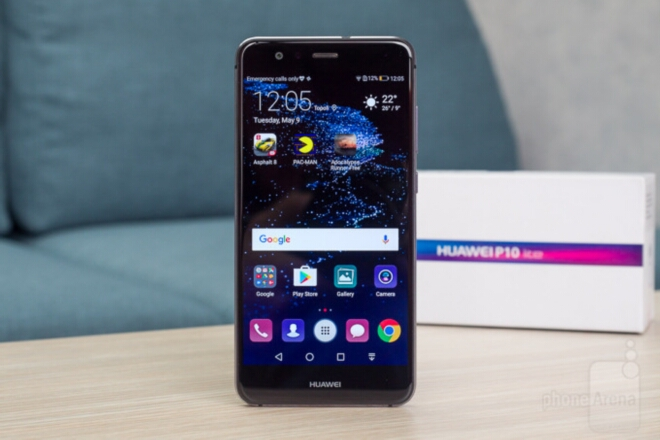 Huawei P10 Lite Hardware review