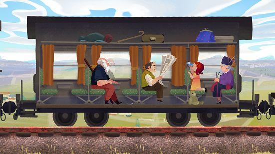 Old Man's Journey
