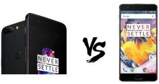 OnePlus 5 و OnePlus 3T