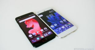 OnePlus 5 و Google Pixel XL