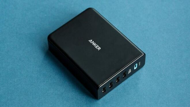 پورت USB-C دستگاه شما را با سرعت بیشتری شارژ می کند