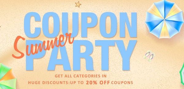 coupon party
