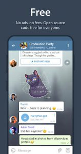 دانلود تلگرام اندروید