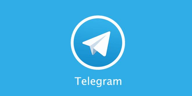 پیامرسان تلگرام اندروید