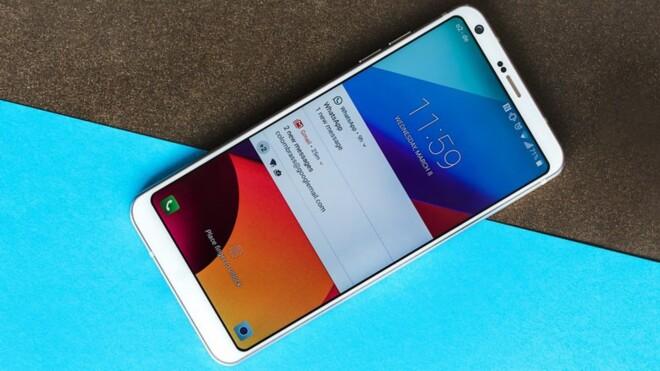 LG G6 Hardware