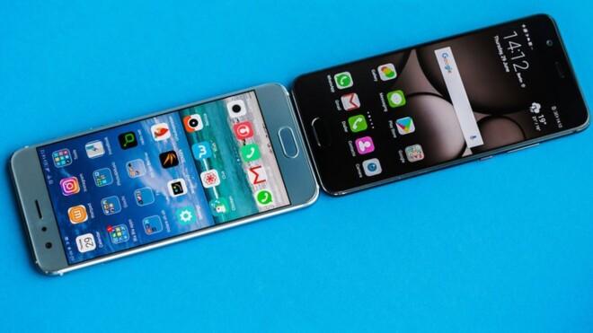 Huawei P10 and Honor 9
