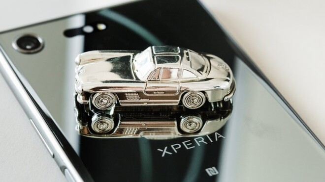 Xperia XZ Premium Hardware