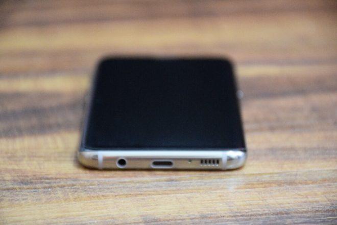 Galaxy S8 Hands ON-Design