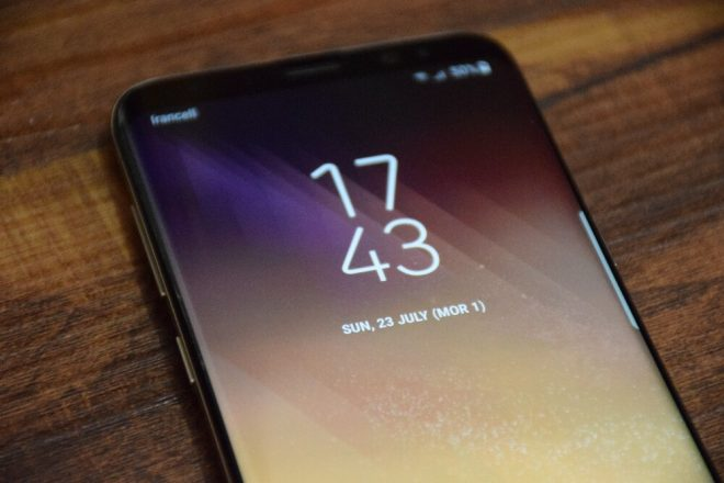 Galaxy S8 Hands ON