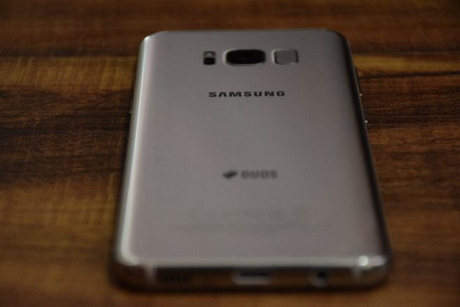 Galaxy S8 Hands ON- HardWare