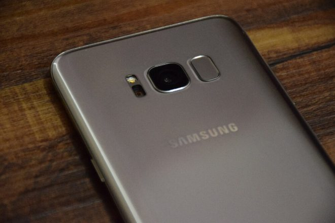 Galaxy S8 Hands ON Camera