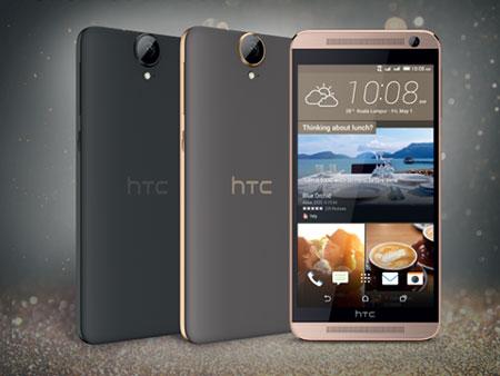 HTC One E9 PLus rom