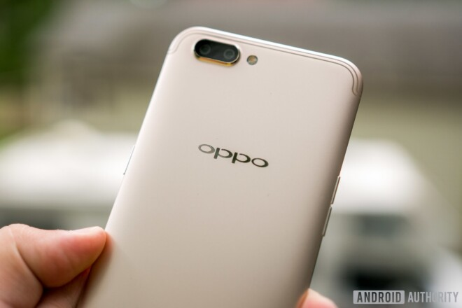 OPPO R11 Camera