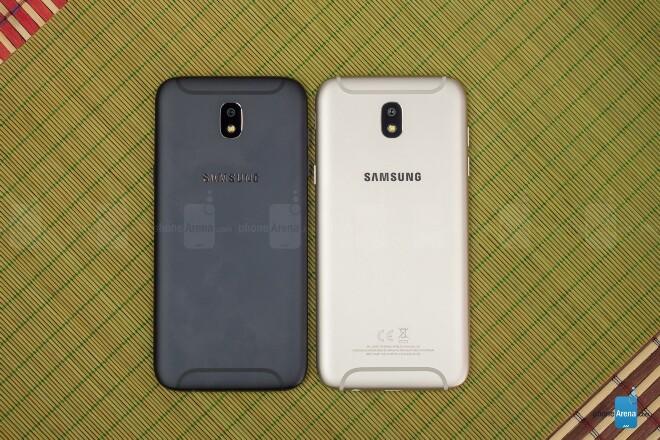 Samsung Galaxy J5 2017 Design