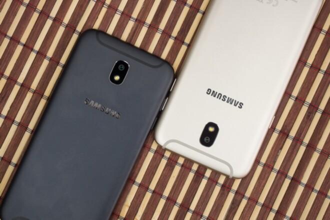 Samsung Galaxy J5 2017 Camera