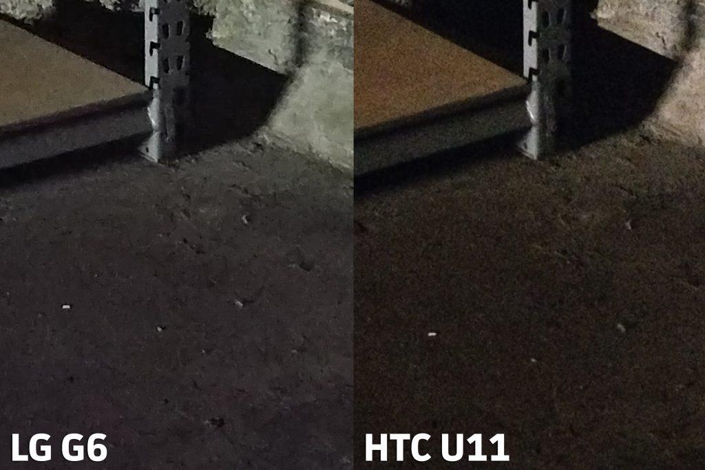 مقایسه ی دوربین گوشی های HTC U11 و LG G6