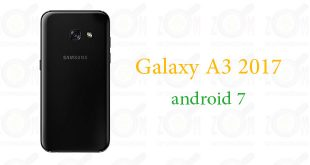 galaxy a3 2017 androi 7