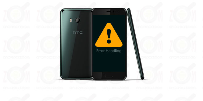 htc-Error-Handling